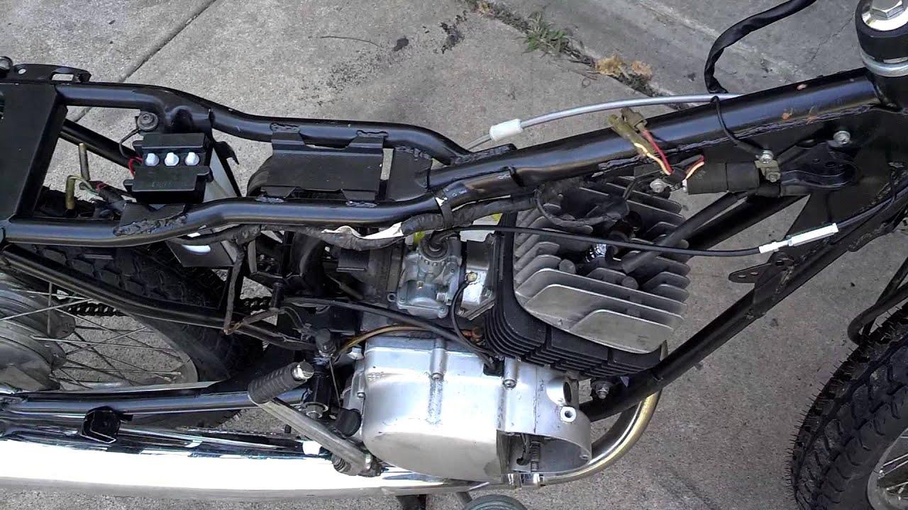 Modern Yamaha Rs 100 Cdi Wiring Diagram Illustration - Everything ...