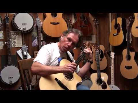 Part 3; McCabes guitar shop--Pete Steinberg