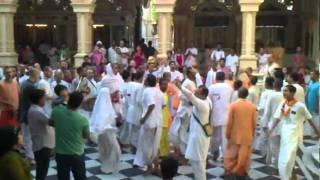 Krishna Chants - ISKCON, Vrindavan