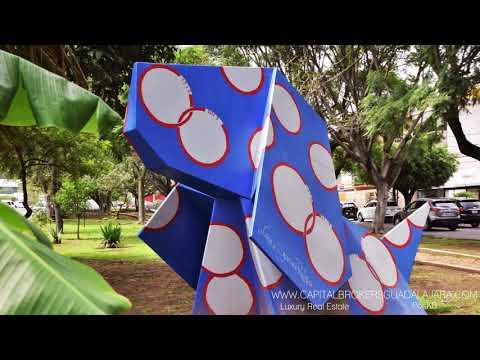 Galeria Montevideo  y Ave Patria Street Art Alvaro Cuevas