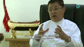 Interview with i-Profile: U Soe Thane, Union Minister, Office of the President of Myanmar