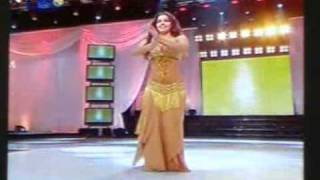 LBC Belly dance Hizi Ya Nawaem Leila (Alla Kushnir) Prime 3