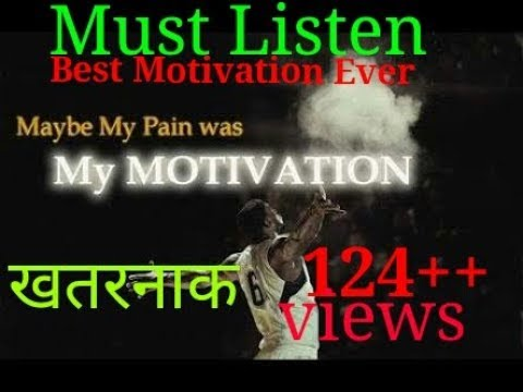 Best Motivational Never Give up | Must watch | Energy Producer to Body