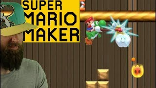 An Intense, Burning Sensation // SUPER EXPERT NO SKIP [#31] [SUPER MARIO MAKER]