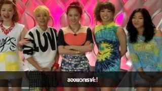POP TV POP A List  f(x) MV Behind the Scenes Video