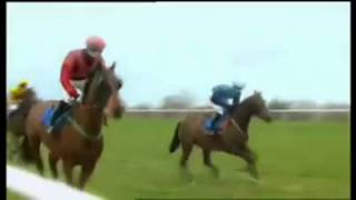 2013 Scottish Grand National Steeple Chase at Ayr 20th April