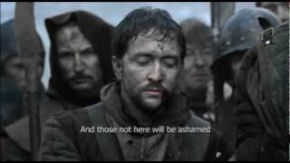 """Battle of Agincourt (""""As Tears Go By"""" by Marianne Faithful)"""