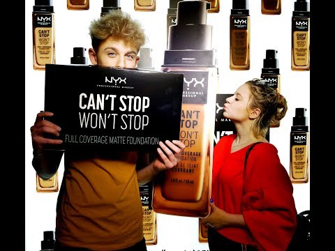 NYX-CAN'T STOP WON'T STOP 😮💪🏻💓 (SURF ARENA)