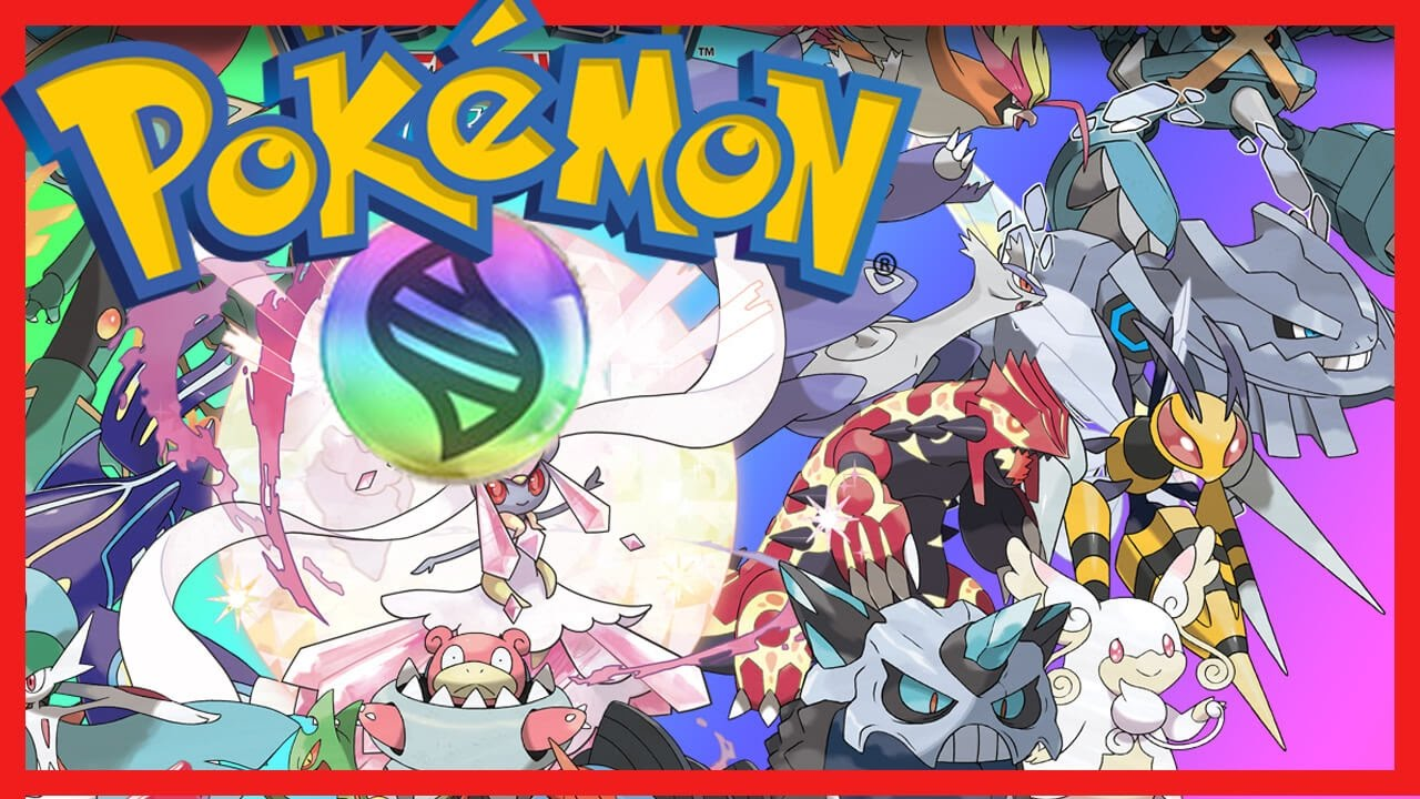 Pokemon fire red mega evolution cheat