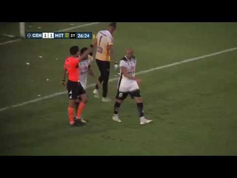 Gol de Diego Jara: Central Córdoba 1 - 1 Mitre