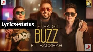Tera buzz lyrics new status