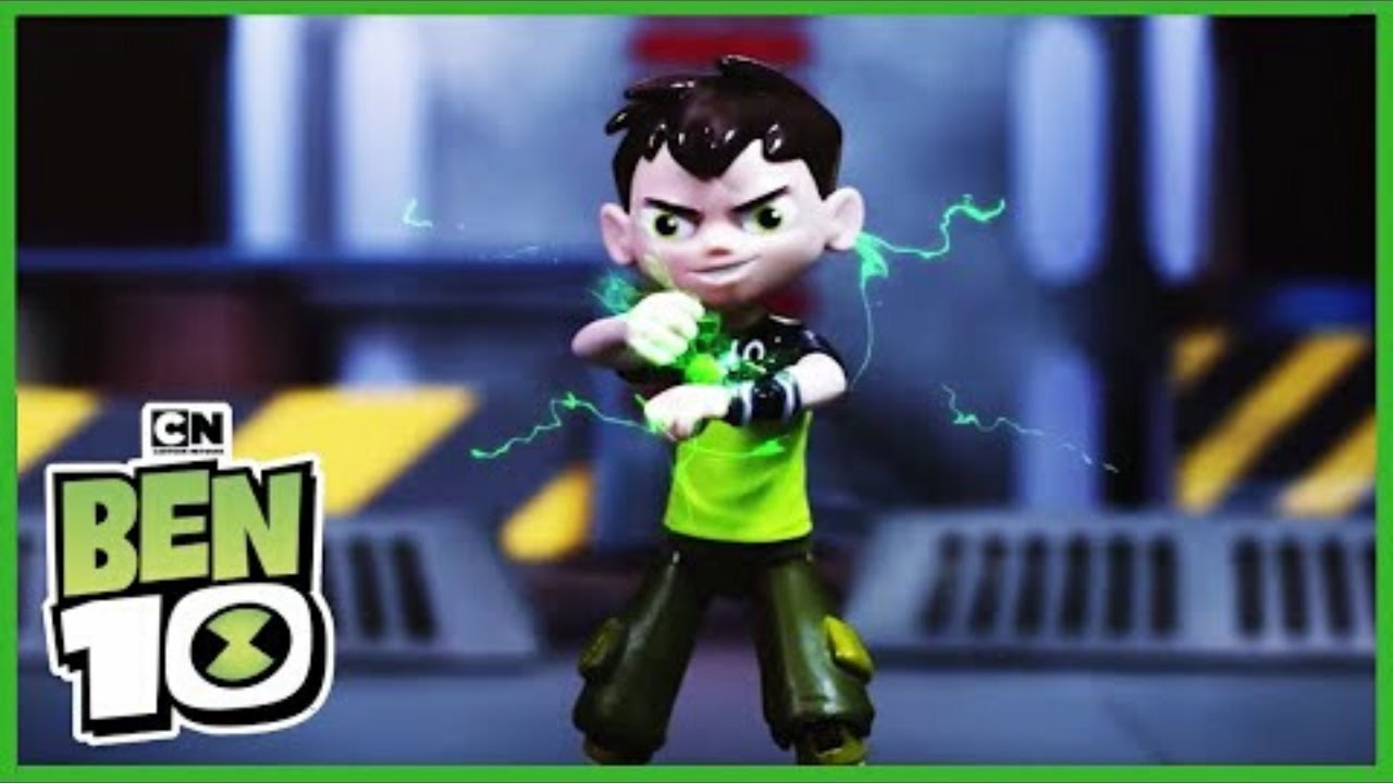 BEN 10 BATTLE BUILDER (พากย์ไทย) | Cartoon Network