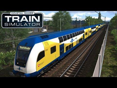 Train Simulator 2018 | ME82822 Hannover bis Uelzen mit Ansagen und Soundupdate