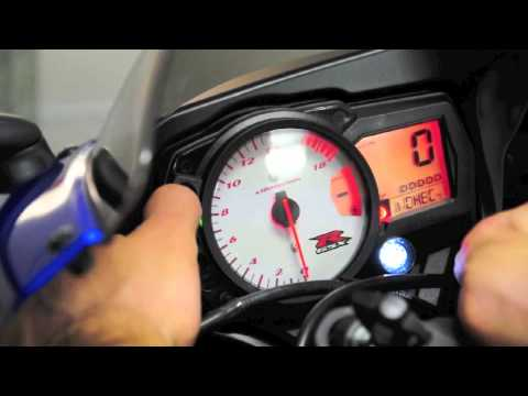how to clear f1 code on gsxr