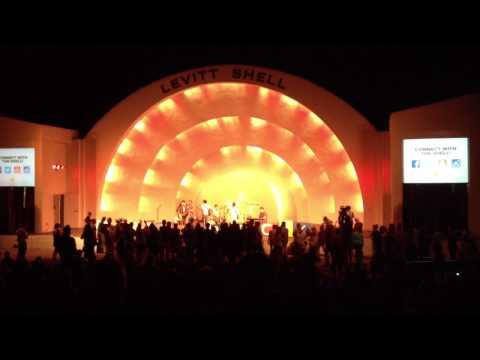 Star & Micey Like a Tiger Live at Levitt Shell 9/19/13