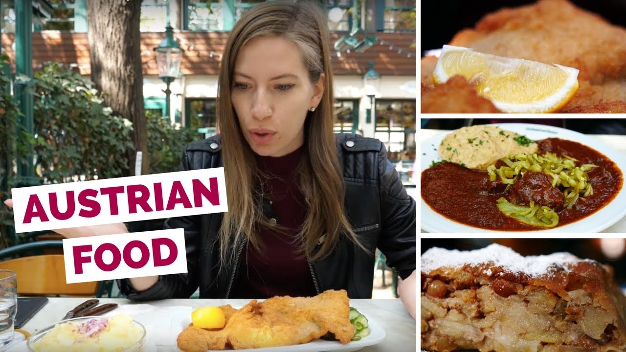 austrian food review 4 dishes to try in vienna austria