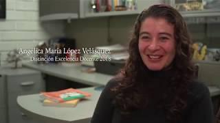 #UdeA - ¿Qué significa para usted, ser profesor de la UdeA? Agélica María López #DíadelMaestro
