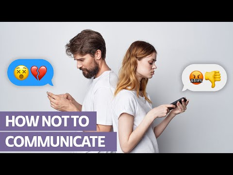 How Not to Communicate Through Separation