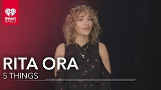 """5 Facts About Rita Ora's """"Your Song"""" 