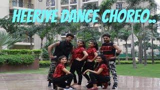 Dance Choreography By master gulsher || Heeriye song
