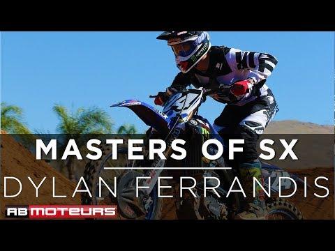 Masters of SX avec Dylan Ferrandis  - AB Moteurs
