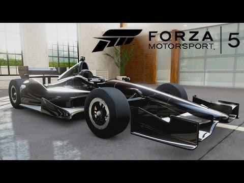 FORZA 5  Formula One Race w Remy Mugen Fastest Cars In Forza 5