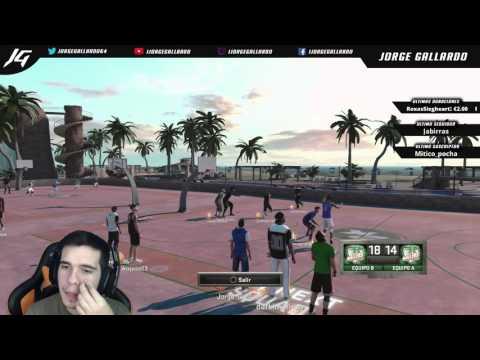 NBA 2K16 Mi Parque - Despedida, ROAD TO BERLIN!! [DIRECTO]