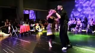 Theodore & Ioanna 3&4/4 @Tango Unchained Festival La Viruta Edition Athens
