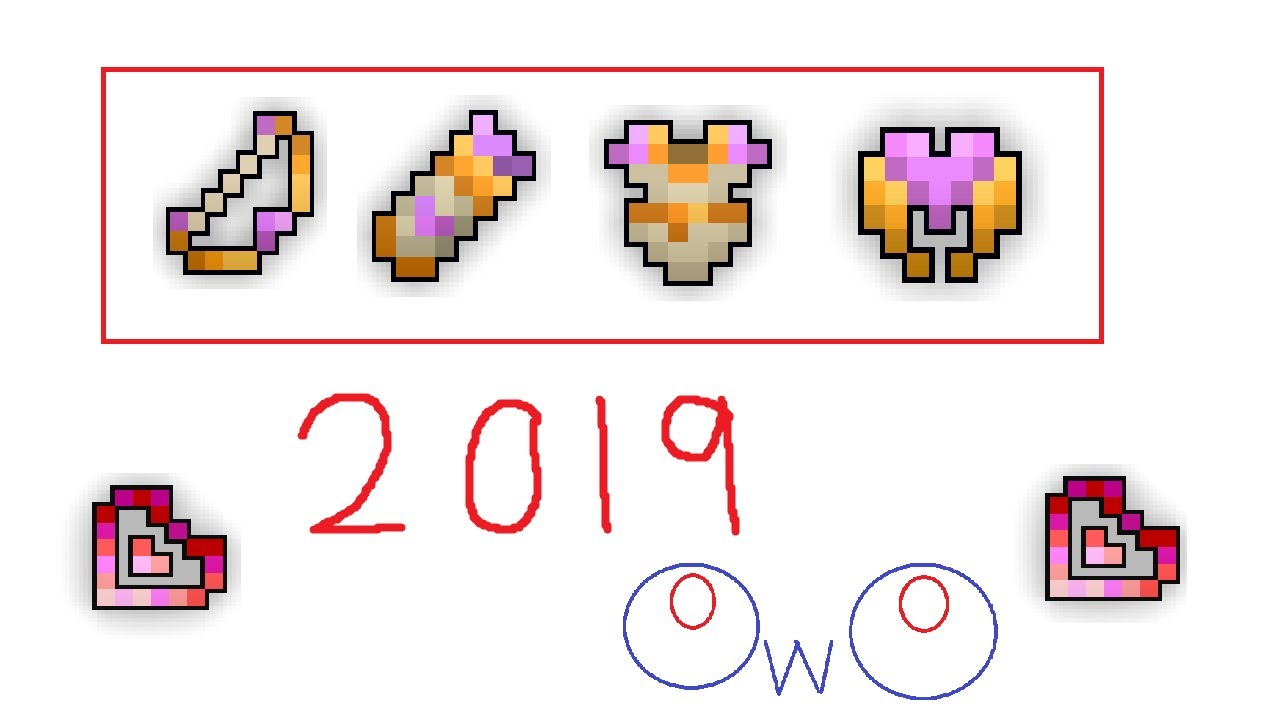 RotMG|Hearts Event Overview (2019)