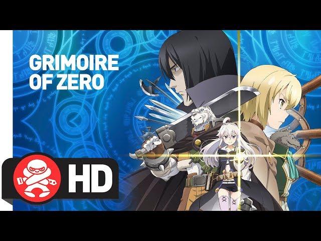 Grimoire Of Zero - Offical trailer