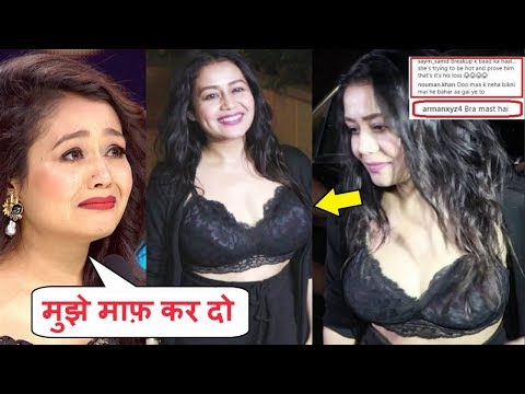Neha Kakkar INSULTED By Fans For Wearing BRA On Valentine's Day 2019