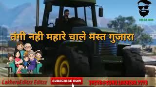 ## 40 kille aala jamidar | Viraj | whatsapp haryanvi status | letest 2018 haryanvi | LakheraEditzz