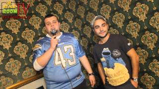 RapRoomTV - Solo Club, Dj Night, Vova Crouch,Sleza,Tasha [HipHopTV]