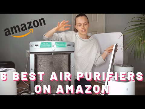 6 Best Air Purifiers on Amazon for Any Size Room