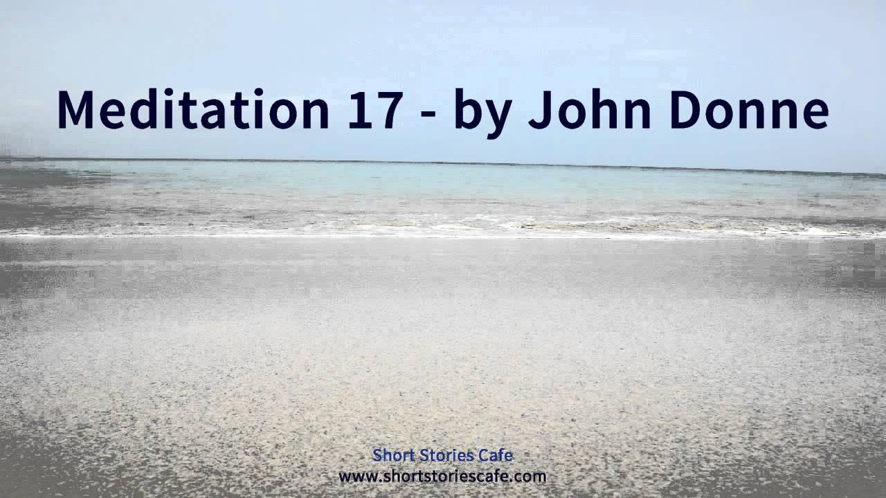 Donne meditation 17 pdf writer
