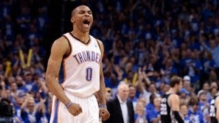 Thunder snap Spurs win streak at 20!