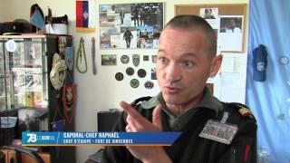 Armée : immersion lors des premiers tests pour sélectionner les militaires