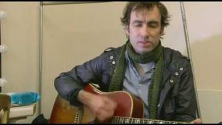 Andrew Bird - Anonanimal - Dressing Room Gig