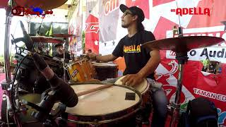 Download Cover Kendang Cak Nopie  - Cek Sound Om Adella Live Sragen