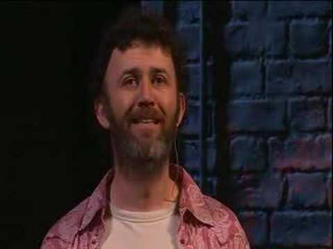 Tommy Tiernan talking about the Cork accent