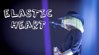 Sia - Elastic Heart (Piano Version) w/ Lyrics