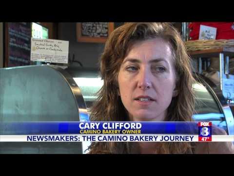 WGHP NEWSMAKER: CARY CLIFFORD/CAMINO BAKERY