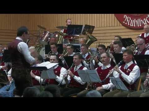 """""""A Tribute to Elvis"""" ,-  Musikkapelle Kiefersfelden"""