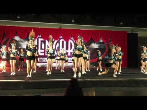 Cheer Extreme Sanford Tsunami--Day 2--Encore Championship Richmond, VA 3/5/2017
