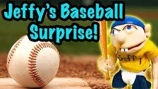 Jeffy's Baseball SURPRISE!!!