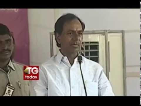 Land ready for industries in Telangana, says KCR