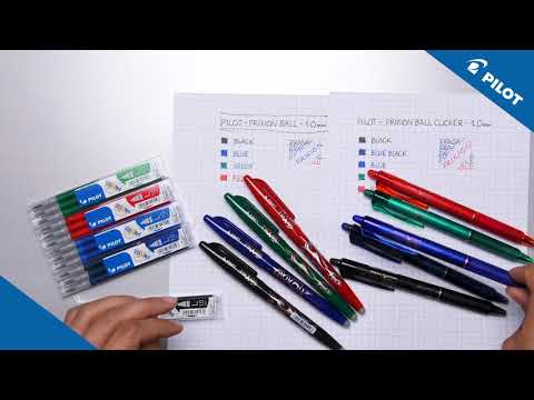 Pilot - FriXion Ball and Clicker Refill 1.0mm