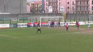 Serie D Girone E Sestri Levante-Sanremo 0-1
