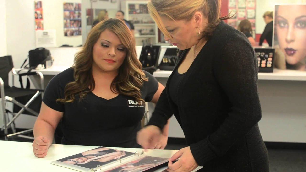 "Makeup Artist Janet Munoz Testimonial ""Ruby Makeup Academy"" Temple City, CA - YouTube"
