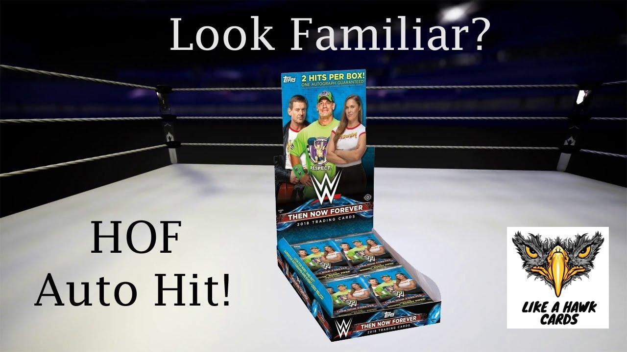 Bray Wyatt Wrestlemania 32 garpy!!! 2016 TOPPS WWE Road to wreslemania